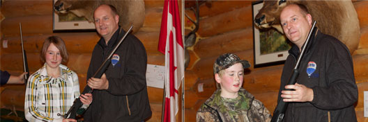 Youth Riffle Presentations by Dan Petersen