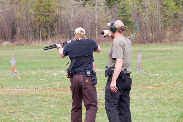 3-Gun Shoot Photo