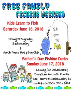 Family-Fishing-Weekend-Poster