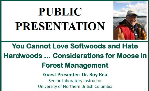 Moose Presentation Poster Image