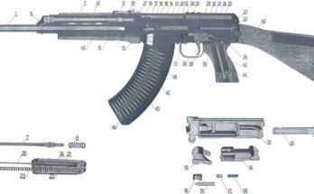 CZ Parts Diagram